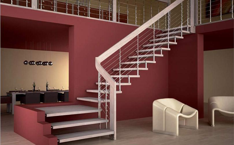 Scale per interni design e ricercatezza alfalum sardegna - Scale usate per interni ...